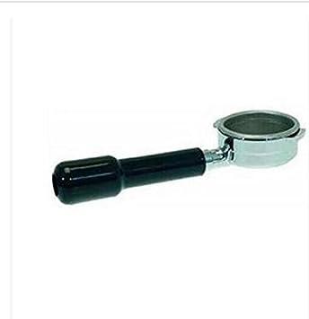 expobar bottomless Filterholder - Naked portafiltro para máquinas de café Espresso: Amazon.es: Hogar
