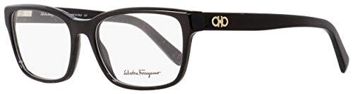 Eyeglasses Salvatore Ferragamo SF 2790 001 Black/Clear (Best Salvatore Ferragamo Mens Eyeglasses)