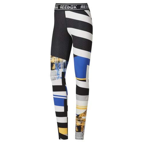f750598ea45ee Amazon.com: Reebok Training Meet You There Legging: Clothing