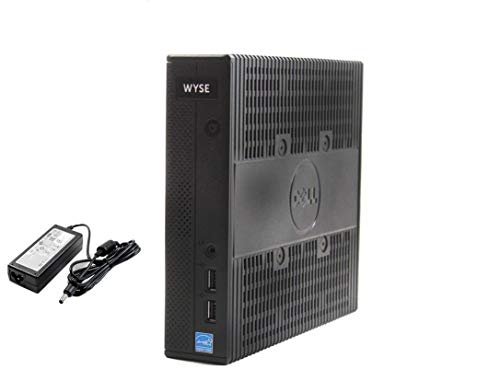 (Thin Client Wyse Zx0Q-7020 AMD G-T56N 1.65 GHz 4GB RAM 32GB Flash Memory Operating System Windows 7 Ethernet RJ45 & WiFi with Power Adapter 8WF82 by EbidDealz)