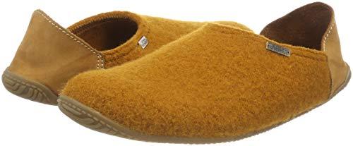 Uni Casa mustard Para Zapatillas Estar Kitzbühel 147 Pantoffel Living Mujer Por Amarillo De q4AZggw