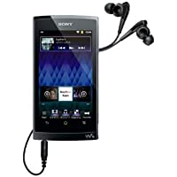 SONY Android WALKMAN Z-1000 Series 64GB | NW-Z1070-B Black (Japan Model)