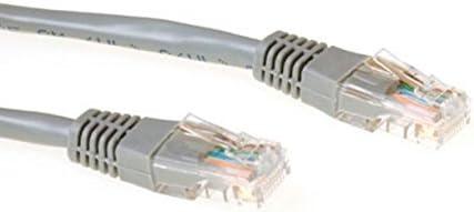 Network Cables STP STP Grey Network Cable 1m, Cat5e, U//FTP , RJ-45, RJ-45, Grey ewent IM6001 1m Cat5e U//FTP