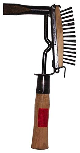 Made in USA -1-1/4 Lb Head Chisel/Brush (3 Pack) by Made in USA