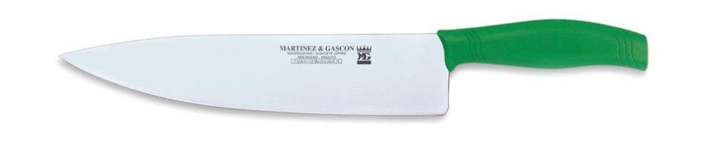 Martínez y Gascón Cuchillo, Verde, 20 cm: Amazon.es: Hogar