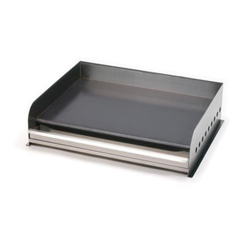 Removable Griddle- Professional Series Size: 23.5'' x 30'' by Crown Verity