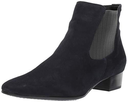 ara Women's Millicent Ankle Boot, Blue Samtchevro, 7.5 Medium UK (10 US)