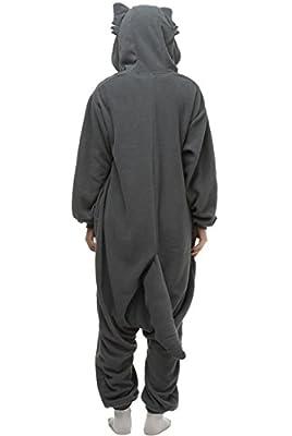 MiFier Unisex Adult Animal Onesie One Piece Animal Kigurumi Pajamas Cosplay Costume