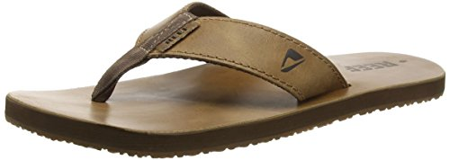 Reef Leather Smoothy Mens