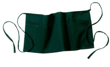 Port Authority Waist Apron with Pockets Hunter Green
