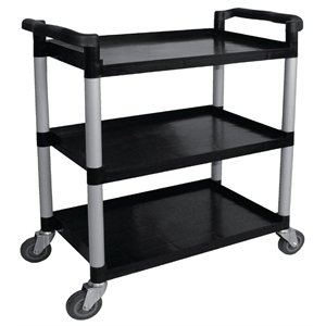 Heavy Duty Polypropylene Mobile Trolley Large - Commercial Kitchen ...