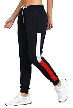 Alan Jones Clothing Women's Slim Fit Trackpants