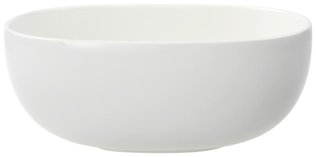 Villeroy & Boch Urban Nature Schü ssel, 25 cm, Premium Porzellan, Weiß /Bunt 1034523170