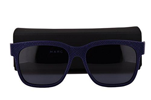 Marc by Marc Jacobs MMJ482/S Sunglasses Blue w/Blue Avio Lens BRQKU - Jacobs Sale Marc Sunglasses