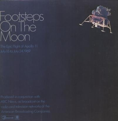 Footsteps on the Moon: The Epic Flight of Apollo 11, for sale  Delivered anywhere in USA