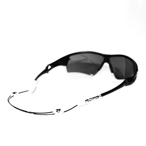 Pilotfish No Tail Adjustable Eyewear Retainer - Sunglass Holder Strap - Sunglasses Retainer - 14