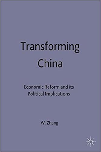 Transforming China: Economic Reform and its Political Implications (Studies on the Chinese Economy)