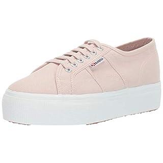 Superga Women's 2790 Acotw Platform Sneaker Fashion, Pink Skin, 39.5 M EU (8.5 US)