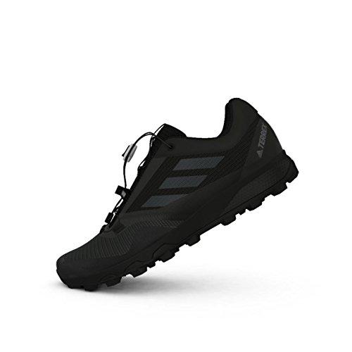 adidas Terrex Trailmaker, Zapatos de Senderismo para Hombre, Negro (Nero Negbas/Grivis/Neguti), 40 EU