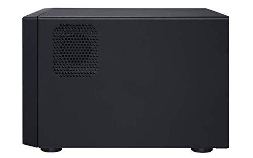 QNAP TVS-872XT-i5-16G-US 8 Bay Thunderbolt 3 NAS with 16GB RAM, 10GbE, M.2 PCIe NVMe SSD slots by QNAP (Image #4)
