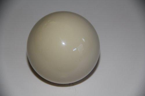 Replacement Cue Ball - EPCO Economy Regulation Billiard or Pool Set, 5.75oz, 2.25