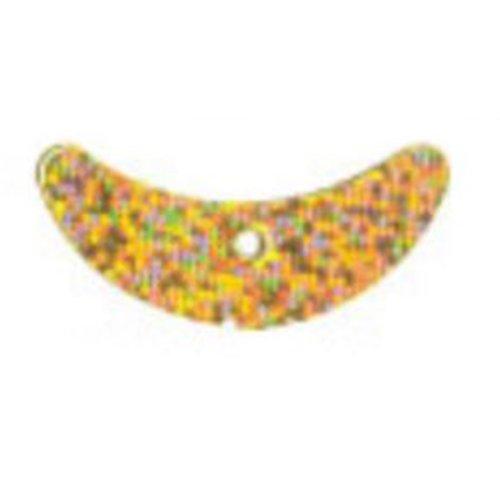 Mack's Lure 65322 Smile Blades - 1.5 Gold