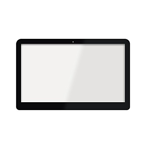LCDOLED 15.6 inch Replacement Touch Screen Digitizer Glass Panel + Bezel For HP Envy X360 M6-W101DX M6-W102DX M6-W103DX M6-W104DX (With Touch Control Board) - Hewlett Packard Control Panel