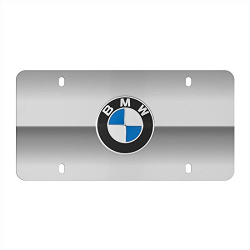Bmw Plate - BMW 82-12-1-470-312 NUMBER PLATE FRAME R