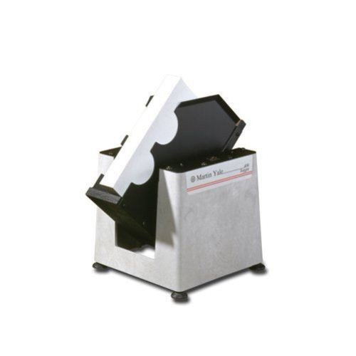 - Martin Yale 400 Single Bin Desktop Paper Jogger, Aligns and Separates Envelopes, Cards, Small Paper Stock, Jogs One Full Ream of 8-1/2