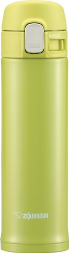 Zojirushi SM-PA34GR Stainless Steel Travel Mug, 11-Ounce/0.34-Liter, Lime by Zojirushi