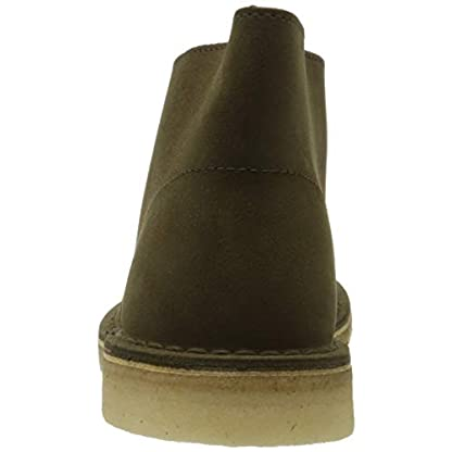 Clarks Originals Men's Desert Boot Kurzschaft Stiefel 3