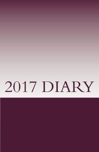 Download DIARY 2017 - Wine Colour PDF
