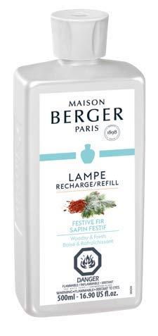 (Maison Berger Festive Fir Refill, 500ml / 16.9oz)