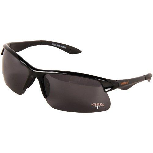 UPC 757026217102, NCAA Texas Longhorns Collegiate Polarized Sunglasses, Sport Rim, Orange