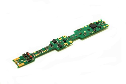 N DCC Decoder, Kato GG1/EMD/DD51 6-Function 1A (N Gauge Decoders)