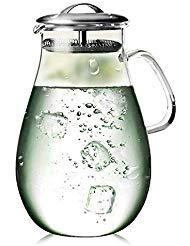 Christina Home Designs Water Pitchers - 64 oz Glass