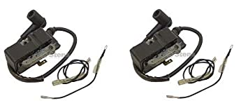 537162104 537165404 Includes Spark Plug Boot 537162105 Replaces Husqvarna: 537162101 Stens 600-600 Ignition Coil 544047001