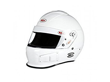 Bell Racing BR.1 WHITE MEDIUM (58-59) SA2015 V.15 BRUS - Bell Racing