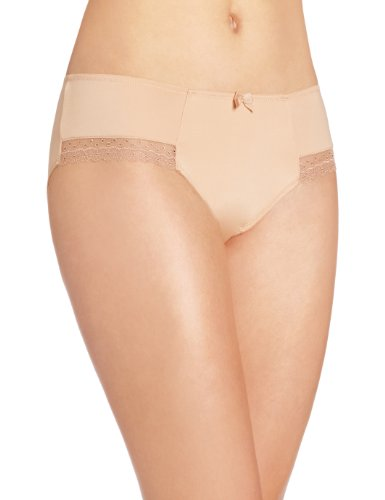 Cleo Women's Juna Short Panty, Nude, (10) Small