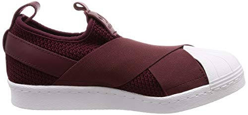 rojnoc ftwbla Rouge Femme W Chaussures On 0 De Adidas rojnoc Fitness Slip Superstar 8zUn141