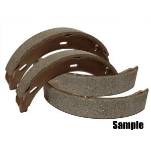 Centric Parts 112.05430 Brake Shoe by Centric