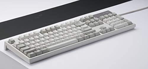 d5a316f7226 Realforce R2 Keyboard (Full, Ivory, Mixed Key Weight) - Amazon Mỹ ...