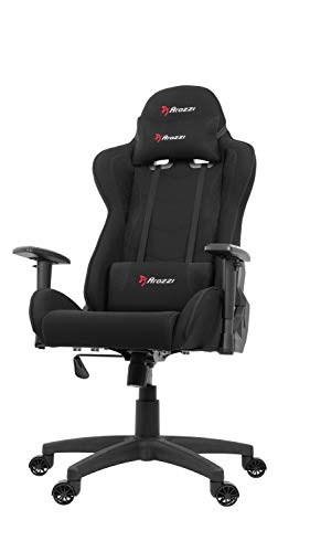 Arozzi Forte Racing Style Fabric Gaming Chair With High