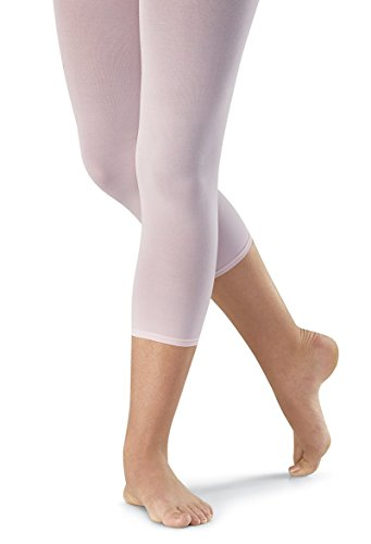 - Grace Footless Dance Tights (Ballet Pink, Child Large 2 Pack)