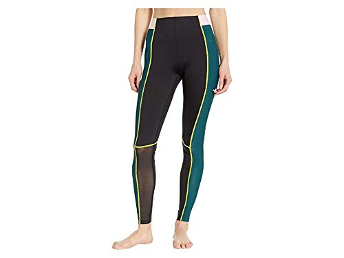 Puma Stretch Leggings - PUMA Women's TZ High Waisted Leggings Ponderosa Pine Medium 25.5