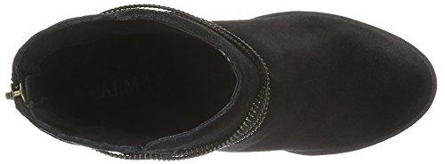 XTI 65204, Zapatillas de Estar por Casa para Mujer negro
