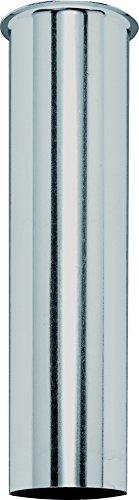 Sink Tailpiece 22 Gauge - Plumb Pak PP9-4CP Sink Tailpiece 22 Gauge 1-1/2-Inch by 4-inch,
