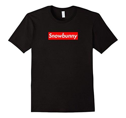 Snowbunny Box Logo T-Shirt