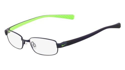 Eyeglasses NIKE 8091 418 SATIN BLUE ()