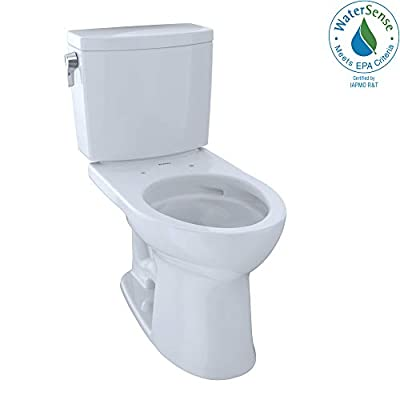 TOTO Close Coupled Toilet